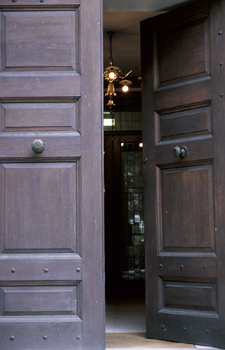 Image of Doors to Open House
